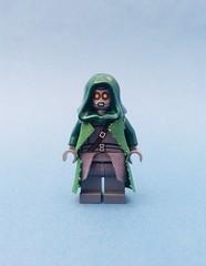 Doom (Jeklarr) Tags: minifigure custom superhero lego marvel drdoom