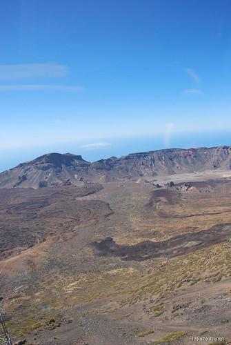 На вершині Тейде, Тенеріфе, Канарські острови  InterNetri  350