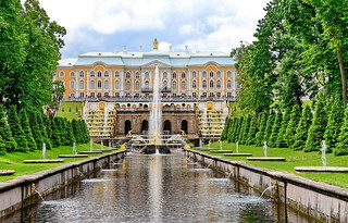 Grand Palace - Peterhof