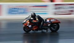 Turbo Busa_1205 (Fast an' Bulbous) Tags: bike biker motorcycle drag strip race track fast speed power acceleration motorsport racebike dragbike