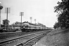 GN F3 432A (Chuck Zeiler) Tags: gn f3 432a railroad emd locomotive naperville train chuckzeiler chz