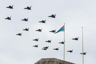 RAF100 - Typhoon Swarm