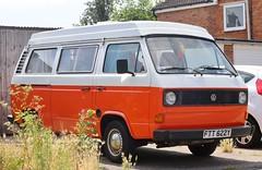 FTT 622Y (2) (Nivek.Old.Gold) Tags: 1981 volkswagen transporter camper 1600cc t3
