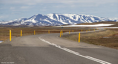 On the road again (Desireevo) Tags: iceland ice island islands ijsland ijs landscape landschaft landscapes nature outdoors desireevanoeffelt holiday summer mountain mountains sky skies clouds cloud road roads
