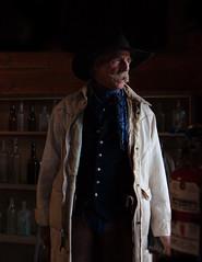 Wrangler in Cody (blackhawk32) Tags: codywyoming cowboy hideout hideoutlodge shell wyoming wrangler