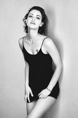 Fiammetta (Luigiceccon) Tags: beauty fashion model modelling newface newmodel italy blackwhite blackandwhite blackandwhitephotography