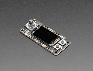 Adafruit Mini Color TFT with Joystick FeatherWing