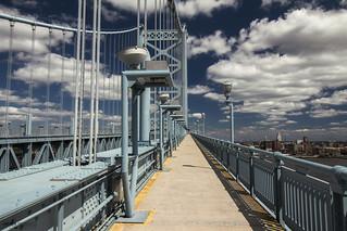 Benjamin Franklin Bridge - Philadelphia (Pennsylvania)