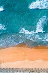H O N E Y C O M B (alexkess) Tags: cronullabeach beach drone wandabeach