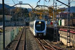 913 (firedmanager) Tags: topo tren train trena metrodonostialdea euskotren euskotrenbideak etfv 900 commutertrain narrowgauge víaestrecha ferrocarril