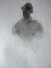 nude (ben varney) Tags: nude art artnude figure woman m man drawing style