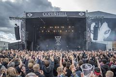 Zeal & Ardor (acase1968) Tags: copenhell zeal ardor copenhagen kovenhavn denmark nikon d750 concert live wolf beer horns up cheer crowd nikkor 2485mm