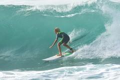 IOI_2682 Grommet (Indah Obscura) Tags: salty oceanic sea water wave junior surfer grommet