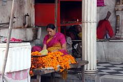 Varanasi (mbphillips) Tags: banaras uttarpradesh ganges ganga उत्तर प्रदेश वाराणसी गंगा southasia india 인도 印度 インド asia アジア 아시아 亚洲 亞洲 mbphillips geotagged photojournalism photojournalist hindu hinduism हिन्दू 바라나시 travel florist inde indien 캐논 canoneos450d canoneosrebelxsi canoneoskissx2 canon canon450d sigma18200mmf3563 sigma varanasi バラナシ