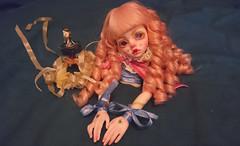 Lost at Sea (MademoiselleGrymms) Tags: bjd dim larina leekeworld hybrid ball joited doll