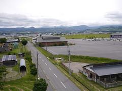 Inakadate Village (しまむー) Tags: panasonic lumix gx1 g 20mm f17 asph natural train tsugaru free pass 津軽フリーパス