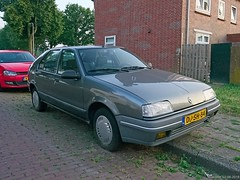 Renault 19 1.4 TR 5d 1992 (DJ-SH-84) (MilanWH) Tags: renault 19 14 tr 1992 djsh84
