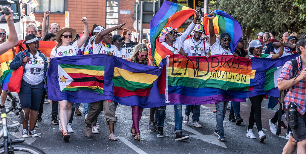 ABOUT SIXTY THOUSAND TOOK PART IN THE DUBLIN LGBTI+ PARADE TODAY[ SATURDAY 30 JUNE 2018] X-100157