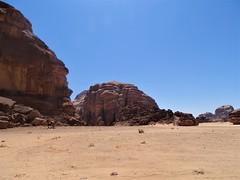 Wadi Rum (104) (pensivelaw1) Tags: jordan desert crags wadirum trains middleeast asia rockformations aqaba