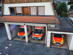Rettungswache (Paramedix) Tags: ems rettungsdienst oberndorf germany deutschland badenwürttemberg drk medics ambulance rettungswagen rtw nef