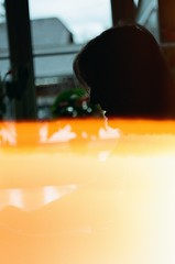 halfway. (theblackcap) Tags: analogphotography filmphotography istillshootfilm 35mm 35fuckingmm analoguephotography shootingfilm analogvibes analogcamera analogfeatures filmisnotdead filmisalive analogshooters analogueshooters believeinfilm thefilmcommunity 35analog canon filmisgod shotonfilm buyfilmnotmegapixels grainisgood theanalogueproject canona1 canona1program staybrokeshootfilm kodak kodakcolor burn firstoftheroll halfway