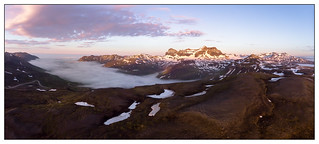 North East Iceland Panoramic.