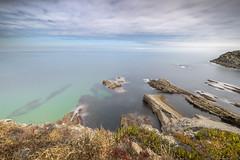 Get lost in the Ocean (Sizun Eye) Tags: atlantic ocean coast coastline zambujeiradomar portugal rocks le longexposure poselongue stillness tranquility nature naturereserve naturepark westcoast europa europe potugalia nikond750 nikkor1424mmf28 nikon1424mmf28 1424mm nikon nikkor nisifilters nd1000 alentejo cliffs cliff falaise