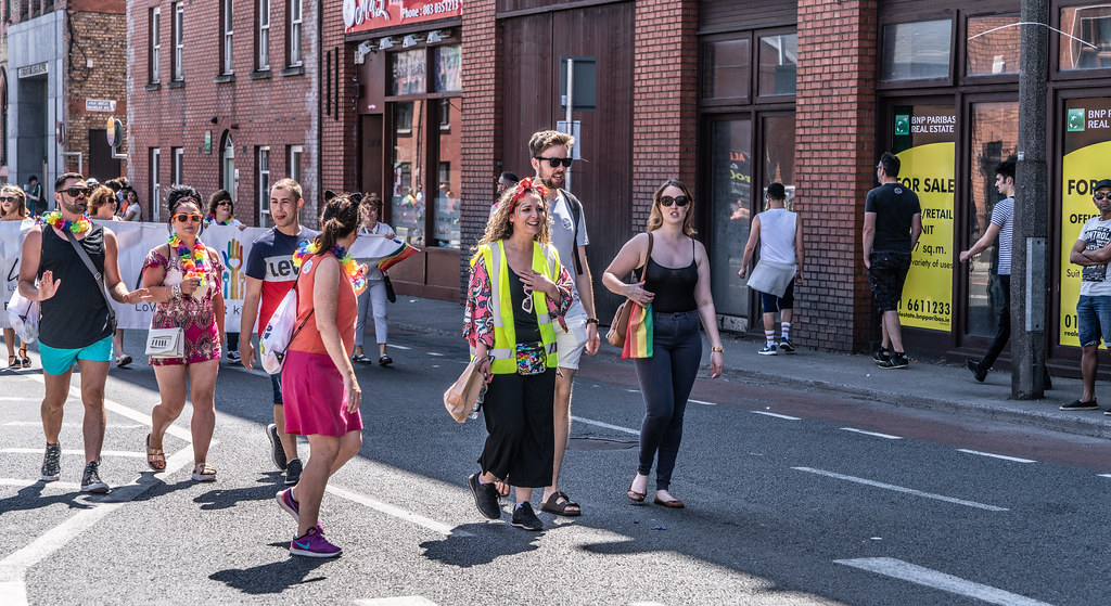 ABOUT SIXTY THOUSAND TOOK PART IN THE DUBLIN LGBTI+ PARADE TODAY[ SATURDAY 30 JUNE 2018]-141766