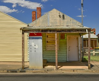 Berriwillock Post Office