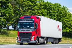 Volvo FH500 IV Globetrotter XL / Girteka (RUS) (almostkenny) Tags: lkw truck camion ciężarówka volvo fhiv fh500 hp500 globetrotterxl rus russia girteka a544ea67