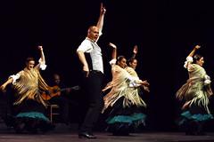 Sala BBK_Flamenco Dantzaria