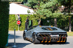 Centenario Roadster (Gaetan | www.carbonphoto.fr) Tags: lamborghini centenario roadster supercars hypercars cars coche auto automotive fast speed exotic luxury great incredible worldcars carbonphoto carsandcoffee switzerland megacars itswhitenoise italy geneva grigio telesto