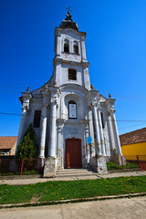 Roman-Catholic Church (Raoul Pop) Tags: churches art architecture googlephotos building historic structure old dumbraveni transilvania romania ro