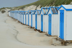 Texel (l-vandervegt) Tags: 2018 nikon d3200 nederland netherlands holland niederlande paysbas noordholland waddeneiland texel dekoog beach strand strandhuisjes