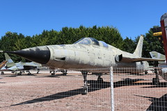 North American F-105 Thunderchief (CHRISTOPHE CHAMPAGNE) Tags: 2018 france chateau savigny beaune northamerican f105 thunderchief
