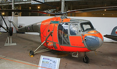 Bristol 171 Sycamore Mk 14 n° 13387  ~ XG547 / T-S (Aero.passion DBC-1) Tags: musée royal de larmée bruxelles muséedelair airmuseum collection dbc1 david biscove aeropassion avion aircraft aviation plane preserved préservé bristol 171 sycamore ~ xg547 ts helicopter helicoptere helico