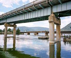 Shuswap Lake (@davidflem) Tags: sicamous britishcolumbia canada mamiya7 50mm kodak portra400 120film 6x7 mediumformat filmphotography istillshootfilm