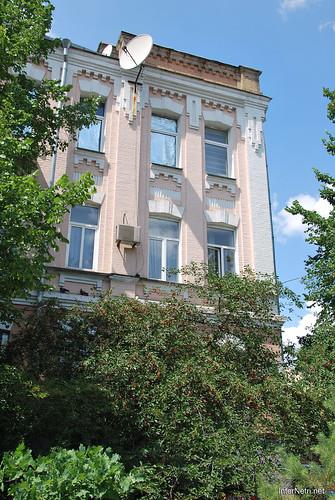 Київ, вулиця Євгена Коновальця  InterNetri Ukraine 349