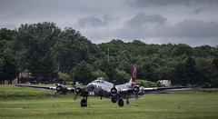 IMG_7160 (micro_lone_patriot) Tags: wwiiweekend reading spaatzfield maam boeing b17