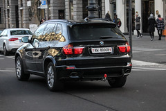 Switzerland (Nidwalden) - BMW X5 E70 (PrincepsLS) Tags: switzerland swiss license plate nw nidwalden germany berlin spotting bmw x5 e70