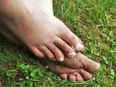 barefoot in nature 150 (dirtyfeet6811) Tags: feet sole toes barefoot dirtyfeet dirtysole dirtytoes feetinnature