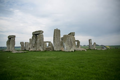 Stones with A303 beyond (Harmony Rising) Tags: stonecircle wiltshire stonehenge englishheritage