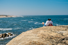 Praia de Miramar, Vila Nova de Gaia (Gail at Large | Image Legacy) Tags: 2018 capeladosenhordapedra portugal praiademiramar vilanovadegaia gailatlargecom