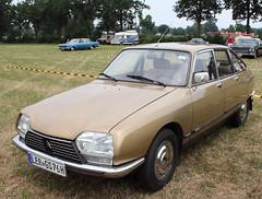 GS (Schwanzus_Longus) Tags: bockhorn german germany old classic vintage car vehicle sedan saloon liftback citroen gs pallas citroën france french