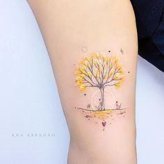 Tatuagem delicada e (TattooForAWeek) Tags: tatuagem delicada e tattooforaweek temporary tattoos wicker furniture paradise outdoor