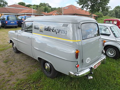 Opel Olympia Rekord Lieferwagen 1956-57 (Zappadong) Tags: opel olympia rekord lieferwagen 195657 1956 1957 bleckede 2017 zappadong oldtimer youngtimer auto automobile automobil car coche voiture classic classics oldie oldtimertreffen carshow