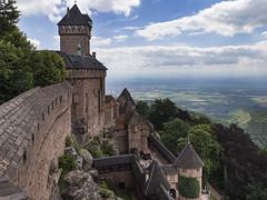 Château du Haut-Kœnigsbourg (philp.moreau) Tags: château hautkœnigsbourg