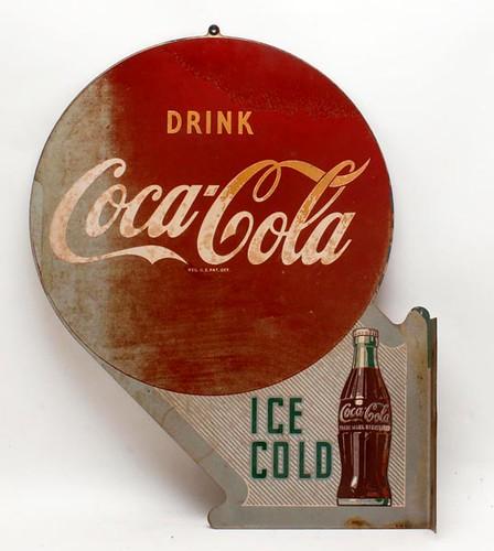 Coca-Cola Sign ($280.00)