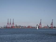 Liverpool Docks (Charliebubbles) Tags: olympusem10markiii olympus40150mmed merseyside newbrighton photoshopcc architecture seascape travel 2018 crewe cheshire unitedkingdom