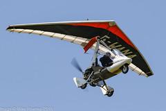 G-WANA - 2014 build P & M Aviation Quik, departing from Runway 08R at Barton (egcc) Tags: 8681 barton cityairport egcb flexwing gwana lightroom lord manchester microlight pmaviation quik weightshift wanafly